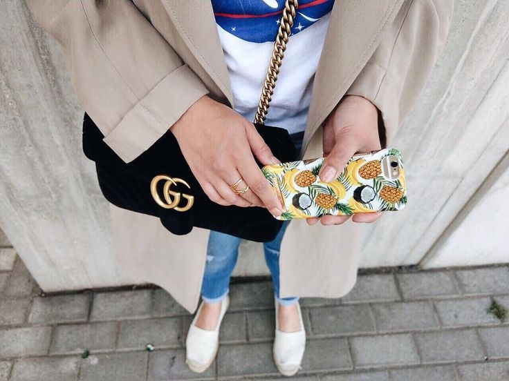 iDeal Of Sweden Fashion Case 'Banana Coconut' pic by: silkemaureen #idealofsweden #iphone #phonecase #bananacoconut #details #outfit