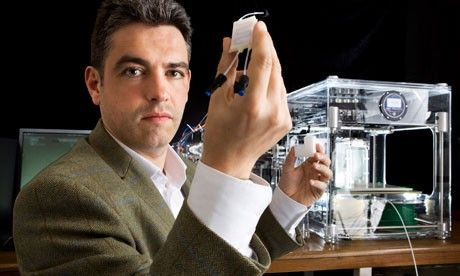 What will be the impact of #3DPrinting in the Chemical industry? | #Chemistry