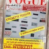 Etichette tessute per abbigliamento www.aresetichette.it
