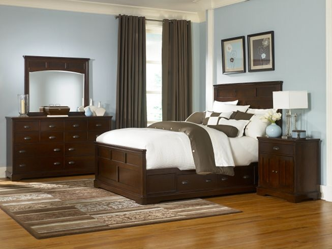 Beautiful Bedroom Set, Westchester | Havertys Furniture...so cool ...