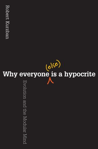 We're all hypocrites. Why? Hypocrisy is the natural state of the human mind. Robert Kurzban shows us that the key to understanding our behavioral inconsistencies lies in understanding the mind's design. The human mind consists of many specialized units designed by the process of evolution by natural selection. While these modules sometimes work together seamlessly, they don't always, resulting in impossibly contradictory beliefs, vacillations between patience and impulsiveness, v...