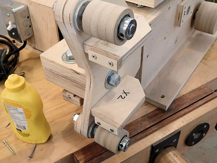 Homemade Knife Grinder - WoodWorking Projects & Plans