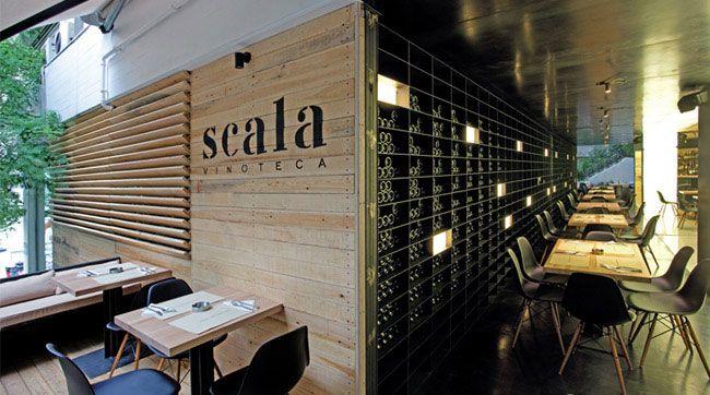 Real Metropolitan Diamond scala winery