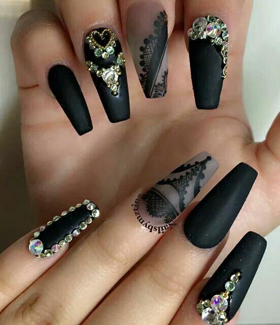 Mejores 160 imágenes de nails en Pinterest | Uñas bonitas, Diseño de ...