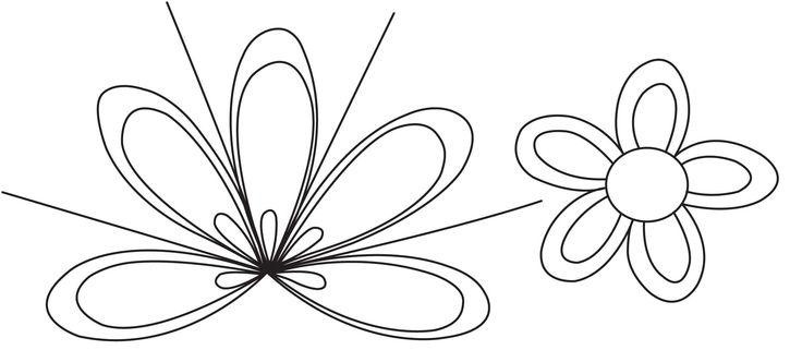 chocolate filigree templates - download chocolate decoration tracing templates free