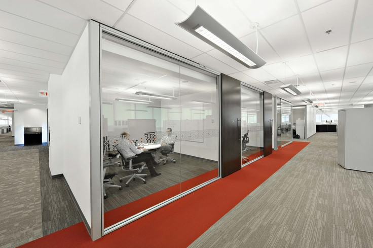 Chmiel Architects | Export Development Canada, Ottawa | Interior | LEED GOLD for Commercial Interiors