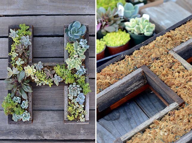 Take Your Gardening Vertical With 14 DIY Living Walls {Brit + Co.