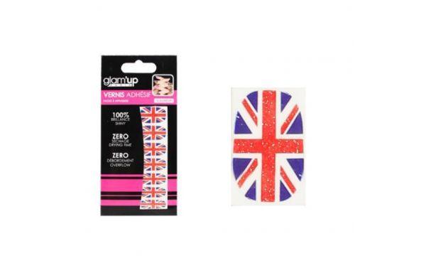 Stickers ongles drapeau Anglais 4€90 http://www.lamalleauxaffaires.fr/1450-stickers-ongles-drapeau-anglais.html