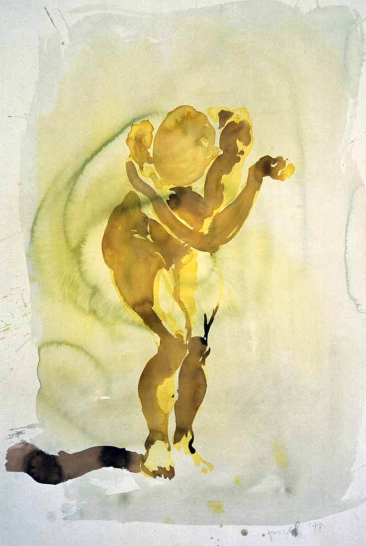 Eric Fischl Watercolors 86 best images about E...