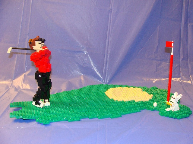 7 best Lego Golf images on Pinterest | Lego, Legos and Golf