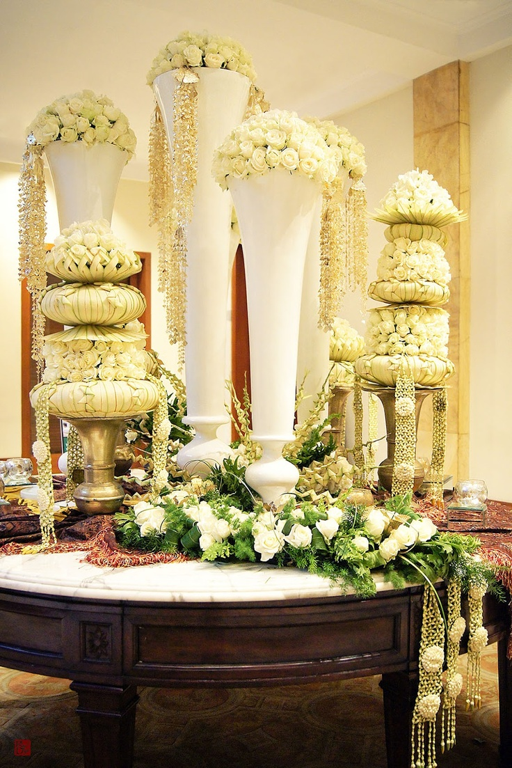 Indonesian Table Setting 17 Best Images About Luxe Wedding Designs On Pinterest