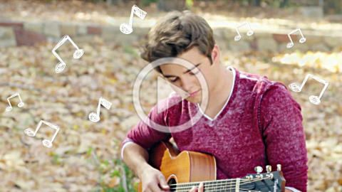 "Nickelodeon Video: Jack Griffo: ""Slingshot"""