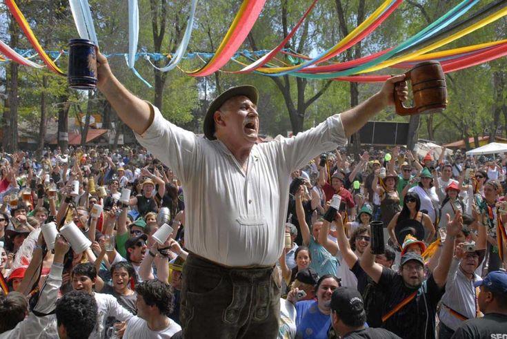 Oktoberfest Beer Festival – Villa General Belgrano