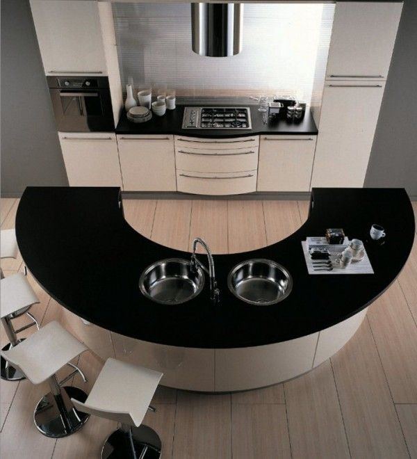 cuisine avec lot central 43 id es inspirations islands inspiration and kitchens