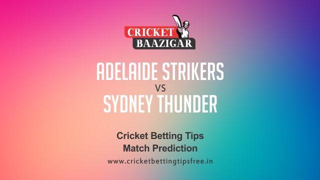 Cricket betting tips free big bash fairyhouse betting