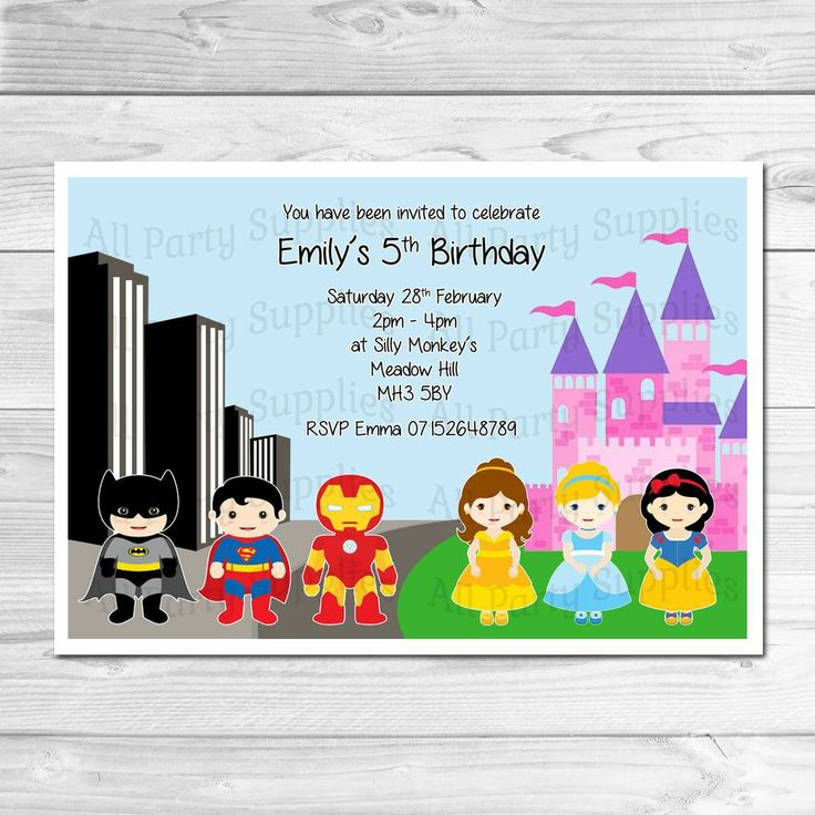 11 best Super heroes images on Pinterest | Birthday party ideas ...