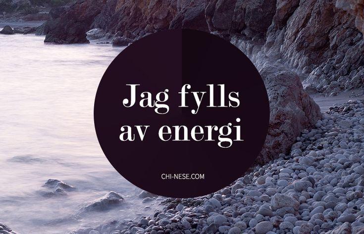 Dagliga affirmationer att öka din självkänsla (bilder) - Lagen om Attraktion Blogg #dagliga #affirmationer #lagenomattraktion #attraktionslagen #svenska