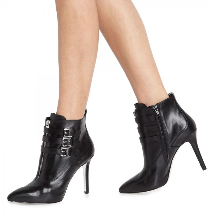 Brena leather ankle boots, Ankle Boots, Harvey Nichols Store View