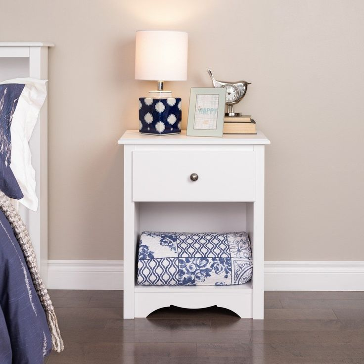 Best 25 tall nightstands ideas on pinterest night for Cheap tall white nightstands