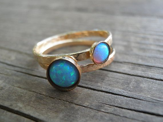 Hey, I found this really awesome Etsy listing at https://www.etsy.com/listing/234436130/opal-ring-gemstones-ring-stacking-rings