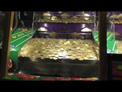 coin pusher machine fair ground - Google Search
