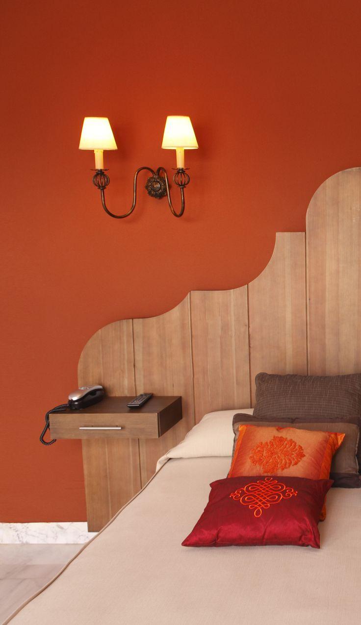 Suite Bedroom detail,  Hotel PYR Marbella, Puerto Banus, Marbella, Costa del Sol, Spain