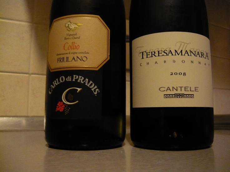 Cantele, a good white wine from Puglia, ***1/2