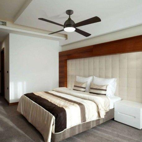 Leds C4 - Ventilateur lumineux de plafond design Borneo - Patiné http://www.cote-lumiere.com/e-shop/4388-leds-c4-ventilateur-de-plafond-lumineux-borneo-nickel.html