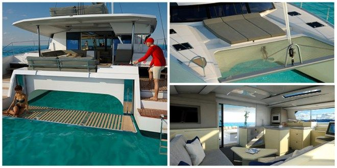 Fountaine Pajot announces a new catamaran in 2017: the New 47 is born