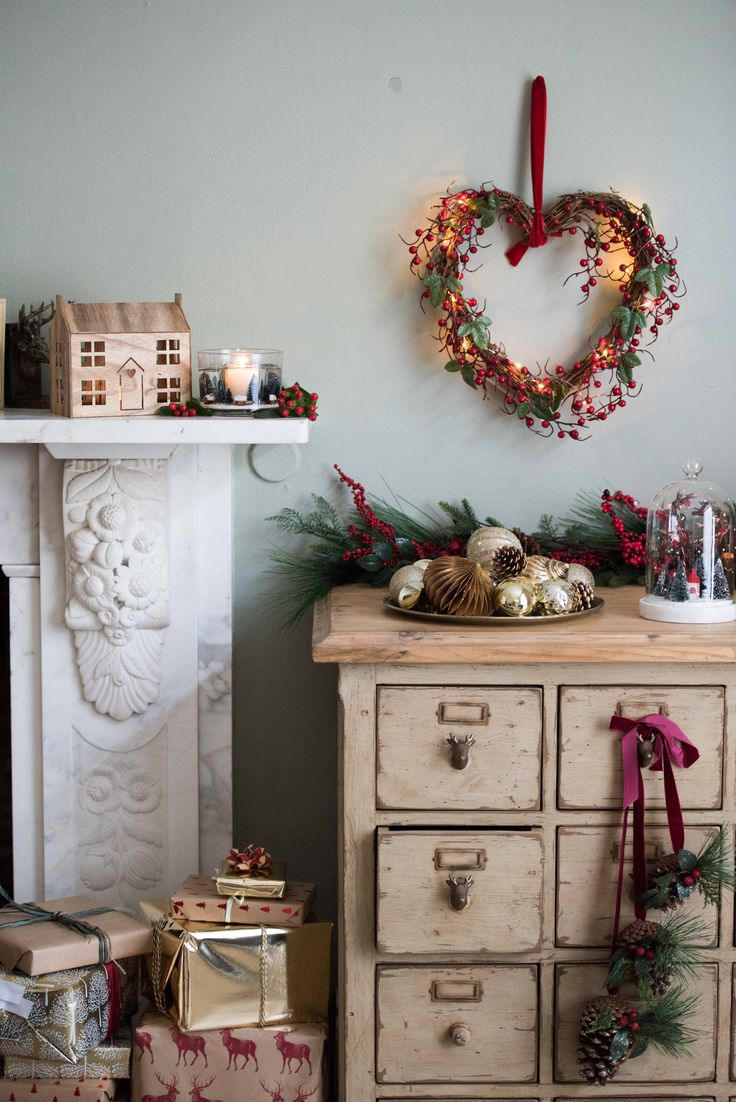 Decorate Your Home For Christmas the 25+ best christmas interiors ideas on pinterest | scandinavian