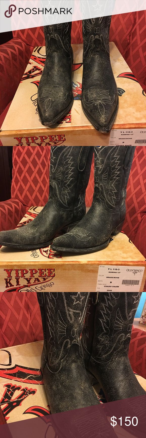 Old Gringo Boots Old Gringo Cowboy Boots Old Gringo Shoes Ankle Boots & Booties