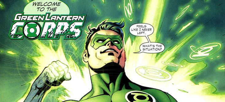 Estúdio também estaria buscando um ator mais velho para viver Hal Jordan.