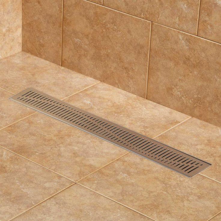 25 Best Ideas About Shower Drain On Pinterest Linear