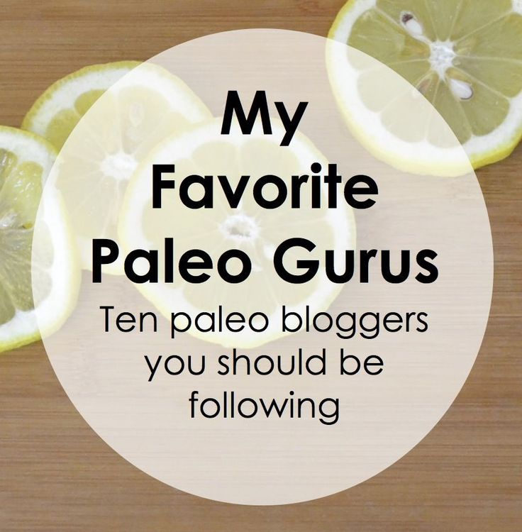 By far, the best resource for paleo eaters new and old is a good paleo blog. When I first adopted my paleo lifestyle, I searched high and low for the best paleo blogs. I was looking for recipes tha...
