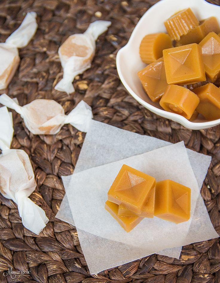 Καραμέλες βουτύρου! | για κέρασμα/γενέθλια | για παιδιά | συνταγές | δημιουργίες| διατροφή| Blog | mamangelic
