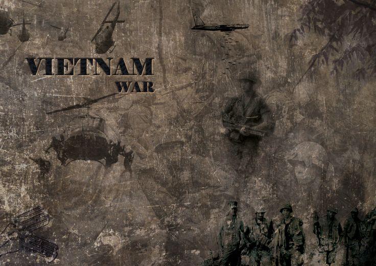 FASE 1: visueel onderzoek Alle vier de leden van het team zijn Vietnam veteranen dus daarom is het belangrijk om deze kant ook te onderzoeken.