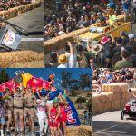 Gravity in Technicolor: 2017 Los Angeles Red Bull Soapbox Race