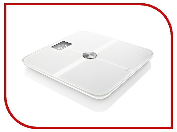 Весы Withings Body Scale White