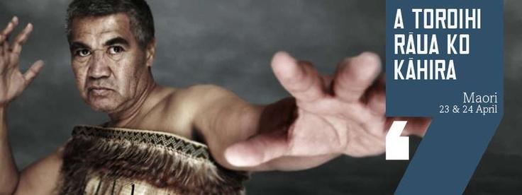 . A Maori translation of 'Troilus and Cressida' (Globe to Globe 2012)