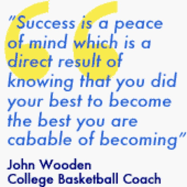 John Wooden Quotes On Love: 1000+ Images About John Wooden And The Pyramid Of Success