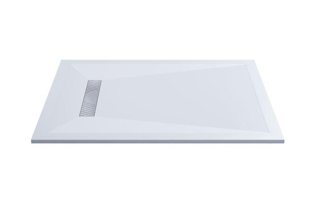Rectangular Easy Wet Room Shower Tray 1000 x 800mm