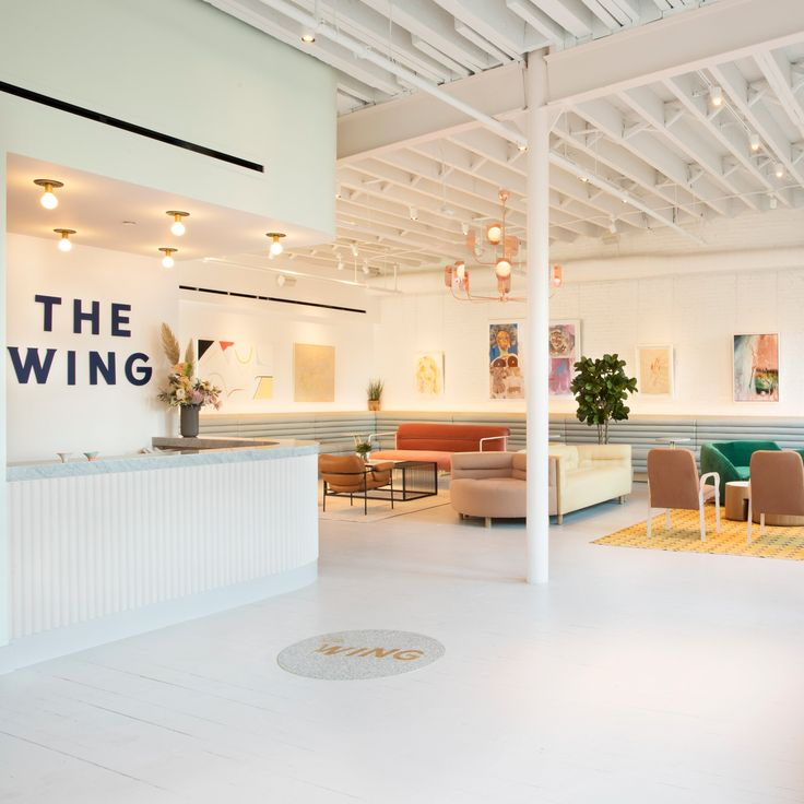 Only women are invited to become members of a this co-working club in New York, which has opened a location in Soho to join its Flatiron space.