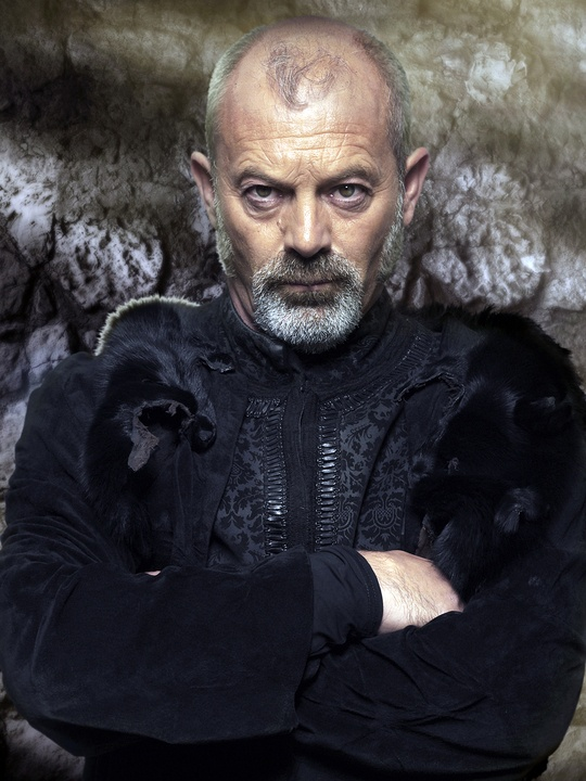 Keith Allen as the Sheriff of Nottingham. He really made the show! So sadistically funny.