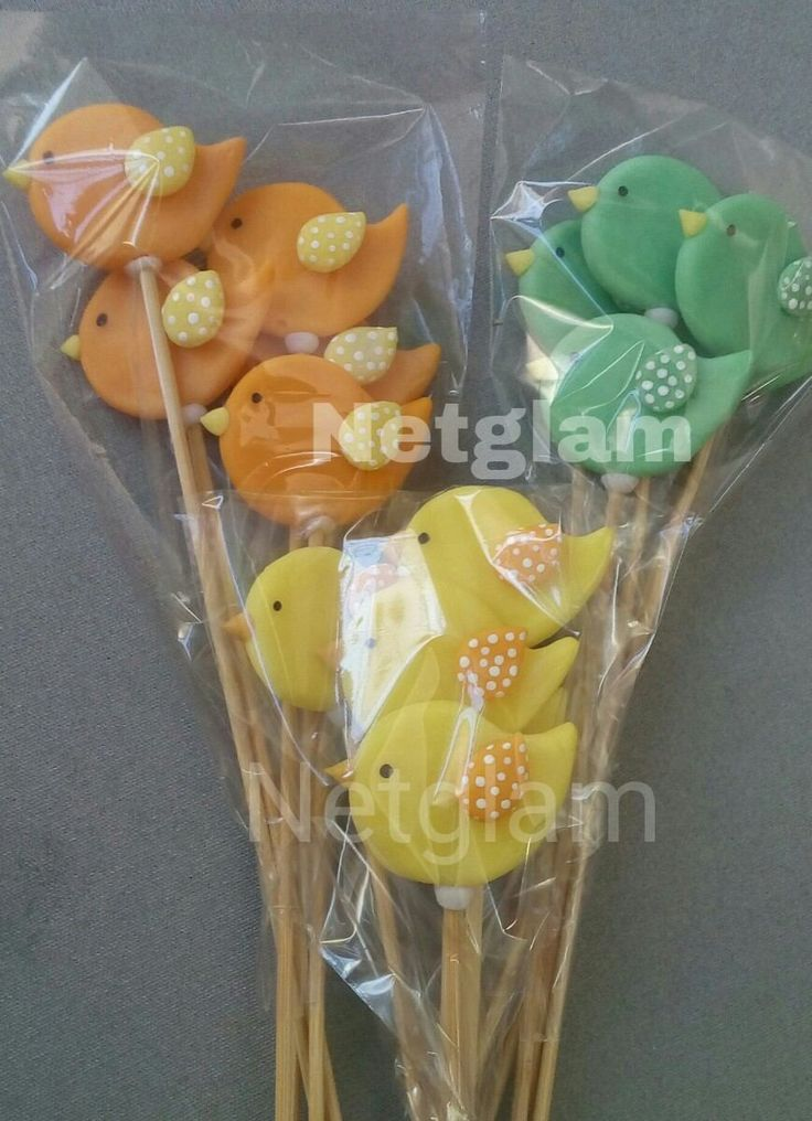 20 Pajaritos De Porcelana Fría Souvenir Baby Shower Nacimien - $ 250,00 en MercadoLibre
