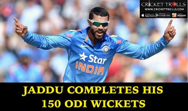 #INDvENG #3rdODI #TeamIndia Ravindra Jadeja picks the wickets of Sam Billings and Jason Roy For more cricket fun click: http://ift.tt/2gY9BIZ - http://ift.tt/1ZZ3e4d