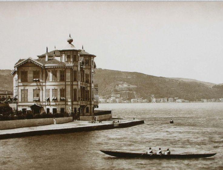 Tarabya, İstanbul - Therapia, Constantinople.