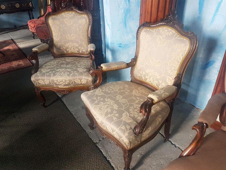 Antik bútorok értékesítése, eladó rokokó szalongarnitúra
