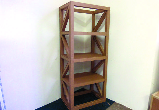 25 best poncer un meuble ideas on pinterest palette d for Peindre etagere bois
