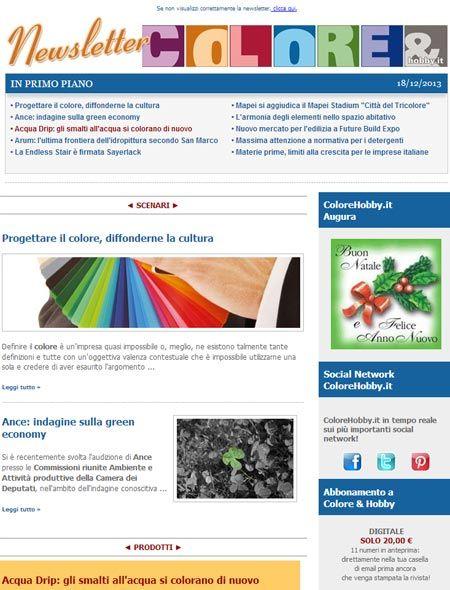 Newsletter - Ed. 43/2013