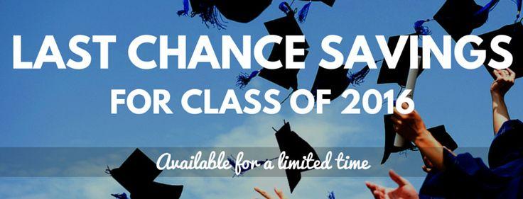 Studica is Celebrating 2016 Graduates with Savings